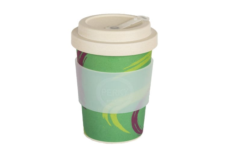 Perky By Nature Bamboo Reusable Cup Perky Planet